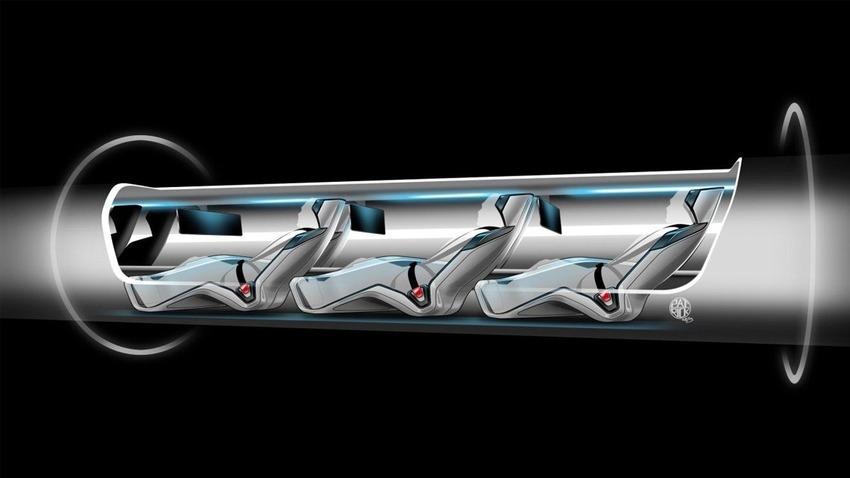 Hyperloop to piękna idea, której nie uda się zrealizować