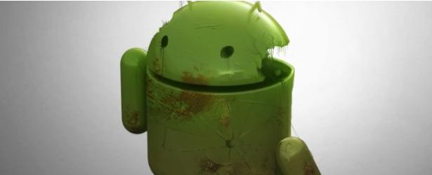 Fragmentacja Androida, odcinek 15241-szy. Gingerbread jest chyba nieśmiertelny