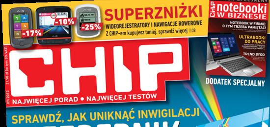 """Magazyn """"Chip"""" sprzedaje się miesięcznie w tylu egzemplarzach ilu ludzi odwiedza Spider's Web w ciągu… 8 godzin"""