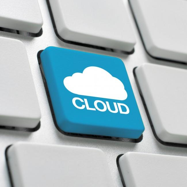 klawiatura chmura