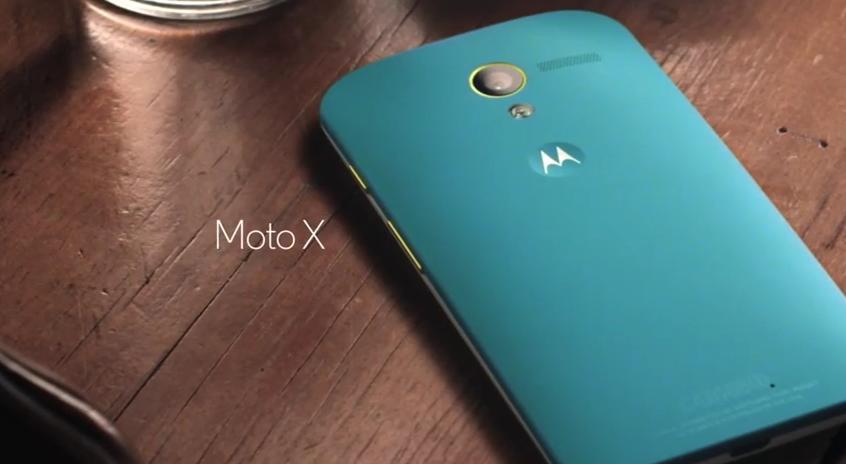 Motorola Moto X – smartfon bardziej amerykański niż… iPhone