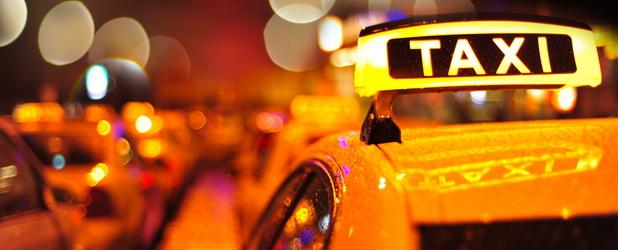 W Łodzi taksówkę zamówisz przez telewizor