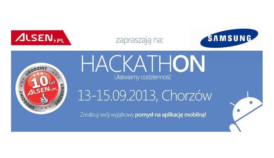 Twórcy aplikacji – nie planujcie nic w drugi weekend września. Nadchodzi Hackaton!