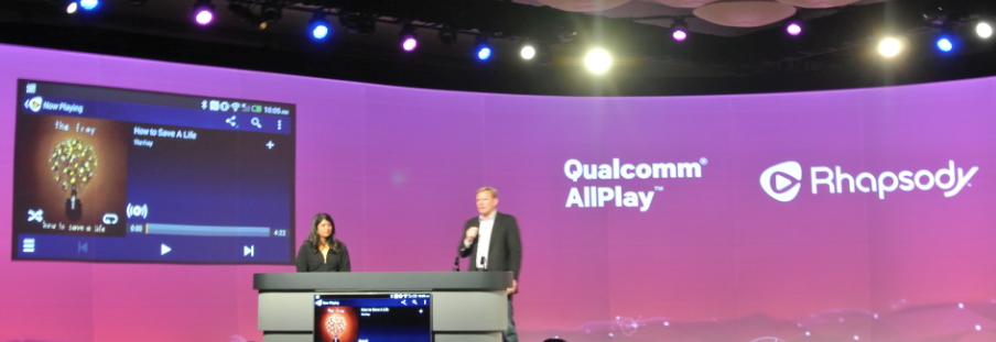 AllPlay, czyli Qualcomm też chce strumieniować twoje media w domu