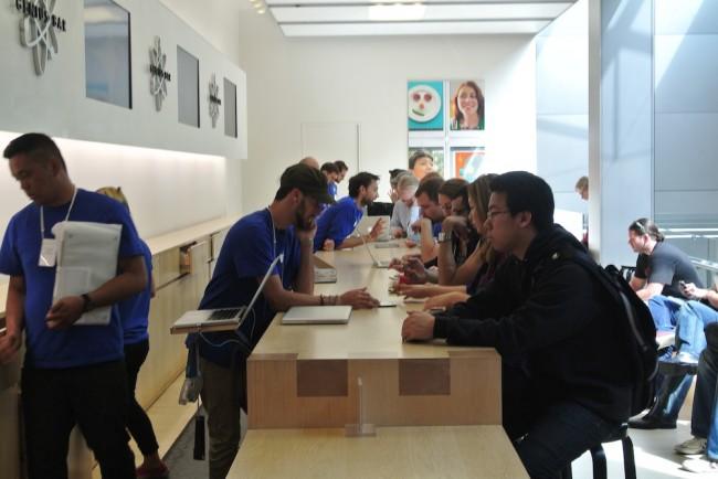 Apple Store, San Francisco._8