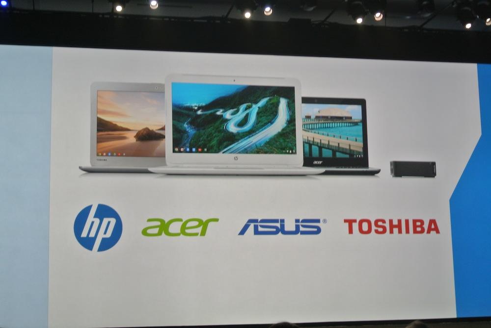 Chromebook z Haswellem? Poproszę dwa!