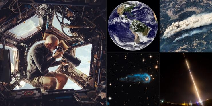 Świat staje na głowie: NASA zakłada profil na Instagramie