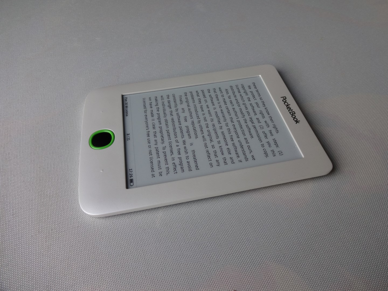 PocketBook 515 Mini, czy pięć cali przekątnej ekranu dla czytnika to nie za mało? – pierwsze wrażenia Spider's Web