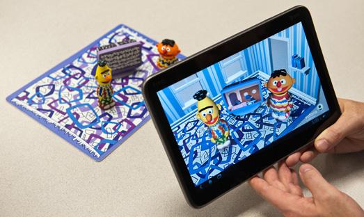 Na co pozwala technologia Vuforia w mobilnych grach? To koniecznie trzeba zobaczyć