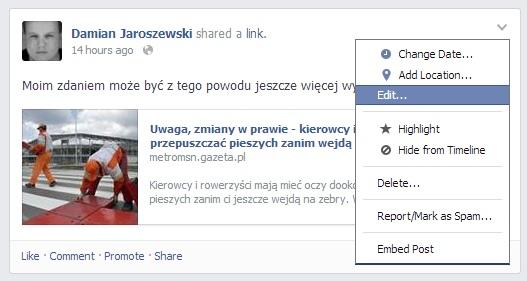 facebook-edytowanie-postow