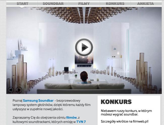 filmweb soundbar