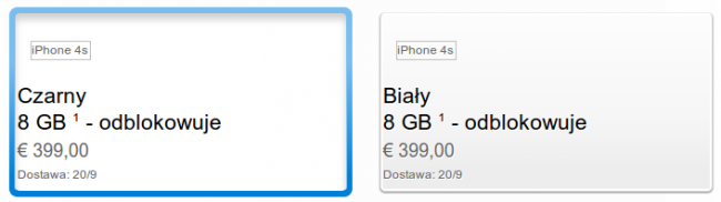 iphone 4s euro
