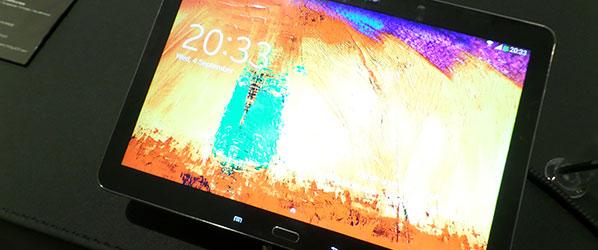 IFA 2013: Samsung Galaxy Note 10.1 po liftingu – pierwsze wrażenia Spider's Web [WIDEO]