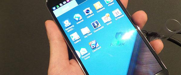 IFA 2013: Samsung Galaxy Note 3, czyli liczy się użyteczność – pierwsze wrażenia Spider's Web [WIDEO]