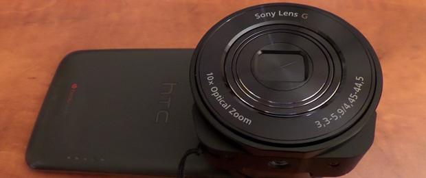 IFA 2013: Testujemy obiektyw Sony QX10 – pierwsze wrażenia Spider's Web