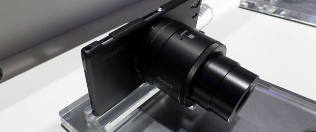 IFA 2013: Smartfon Sony Xperia Z1 kontra obiektyw QX10 – sprawdzamy jakość zdjęć