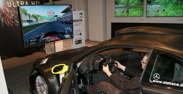 IFA 2013: Panasonic stawia na obraz 4K dla… komputerowych graczy
