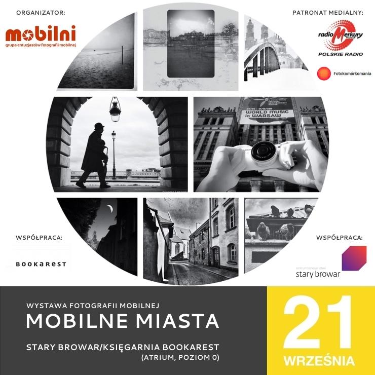 Pierwsza w Polsce wystawa fotografii mobilnej. Przyjdź i pomóż najmłodszym