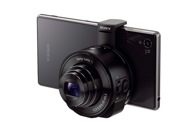IFA 2013: Sony QX10 i QX100 – nowe moduły do smartfonów oficjalnie zaprezentowane