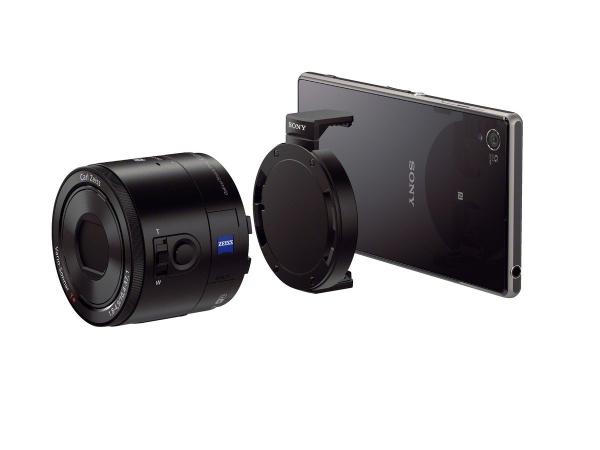 IFA 2013: Moduły QX to najczęściej zamawiane aparaty w historii Sony
