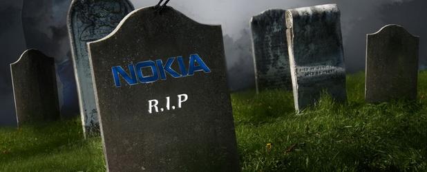 5 dowodów na to, że Nokia znika kompletnie