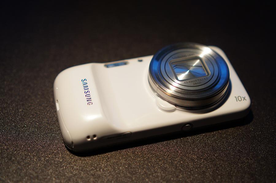 Samsung Galaxy S4 Zoom – pierwsze wrażenia Spider's Web
