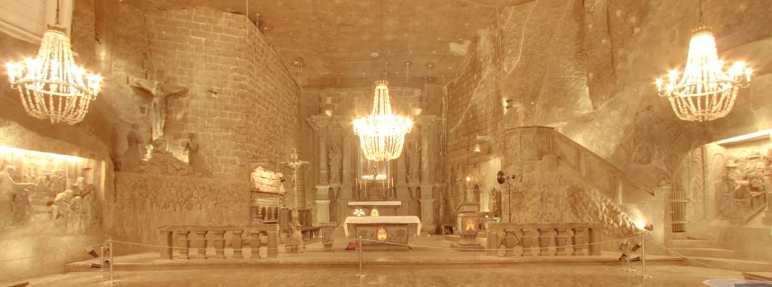 Krótka piłka: Google Street View prosto z Wieliczki