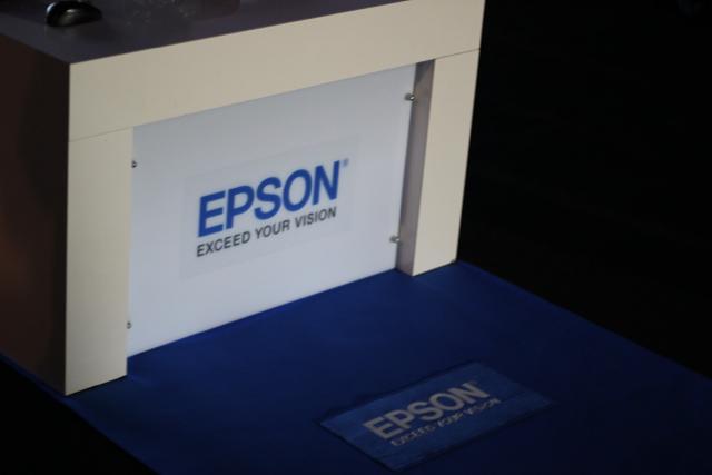 W kolorowym świecie rozrywki Epsona