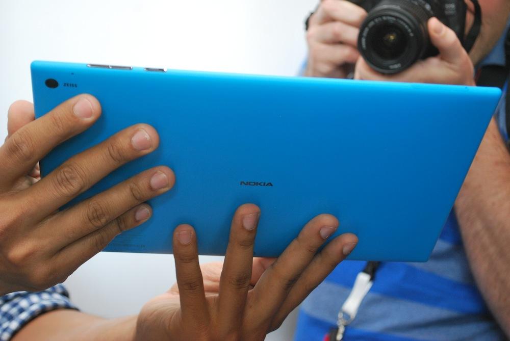 Tablet Nokia Lumia 2520 – pierwsze wrażenia Spider's Web wprost z Abu Dhabi (zdjęcia i wideo)