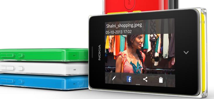 Najtańsza nowa Nokia Asha kosztuje 69 dolarów. To tymi modelami Finowie zaleją rynki rozwijające się