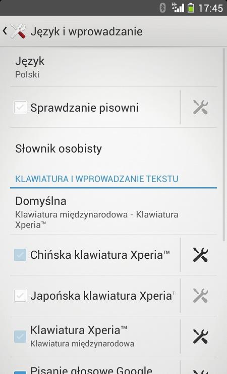 Słownik Android