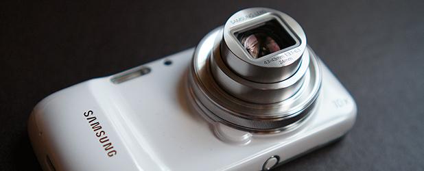 Samsung Galaxy S4 Zoom, smartfon o dwóch twarzach – recenzja Spider's Web