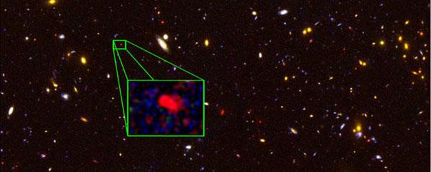 Oto najstarsza galaktyka we wszechświecie