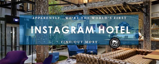 """""""Instagram hotel"""" – darmowa noc dla fotografów mających 10 tys. fanów"""
