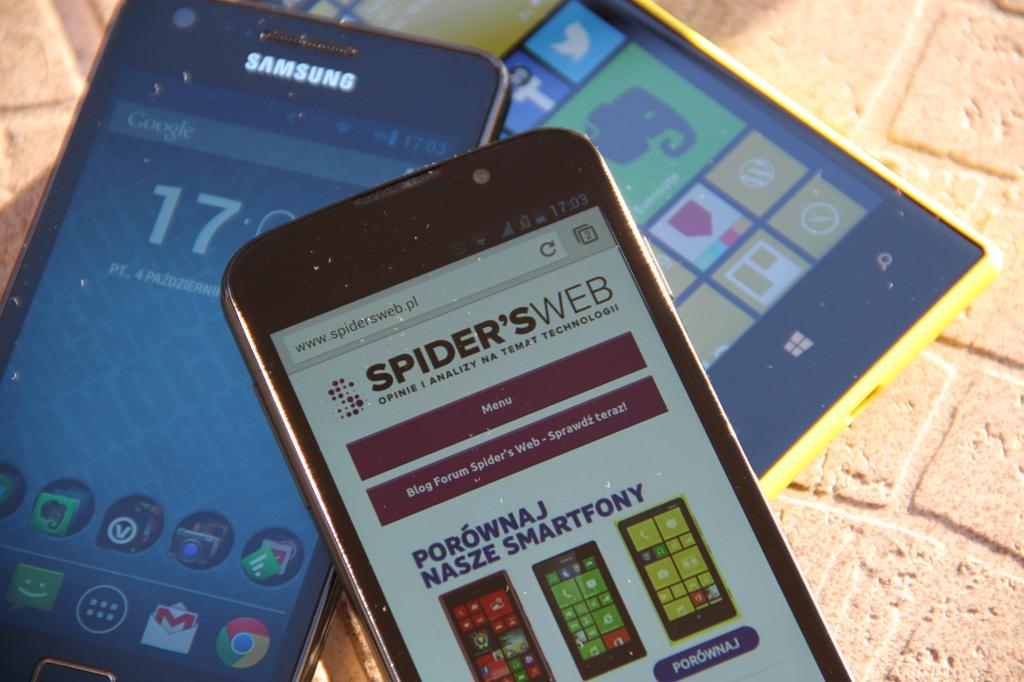 Kruger&Matz Mist – małe wady znikają w cieniu świetnego wyświetlacza – recenzja Spider's Web