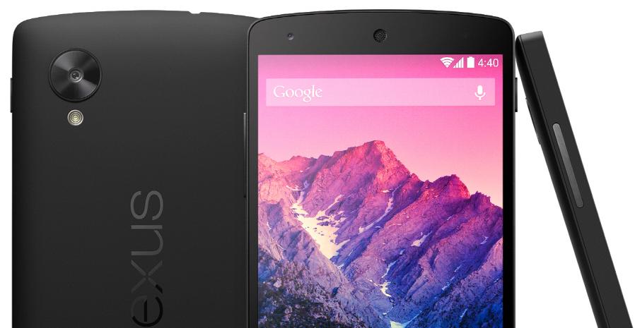 Jak Nexus 5 wypada w porównaniu z największymi konkurentami?