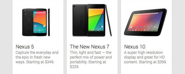 Nexus 5 pojawił się w Play Store! Znamy jego cenę
