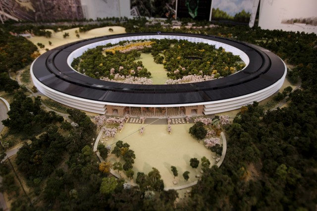 Tak będzie wyglądać nowa siedziba Apple. Mają rozmach