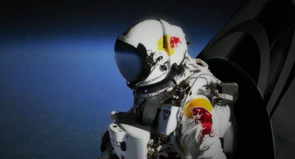 Krótka Piłka: Rewelacyjny materiał podsumowujący zeszłoroczny projekt Red Bull Stratos
