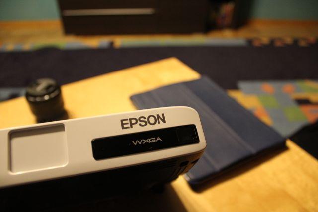 Epson EB-1776W jak ultrabook w świecie projektorów – recenzja Spider's Web