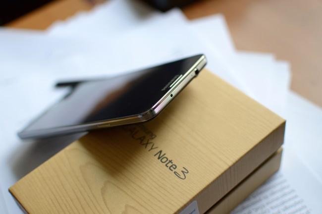 Galaxy Note 3 ir