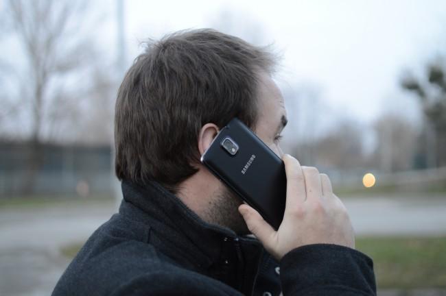 Galaxy Note 3 jako telefon