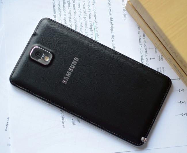 Galaxy Note 3 plecki