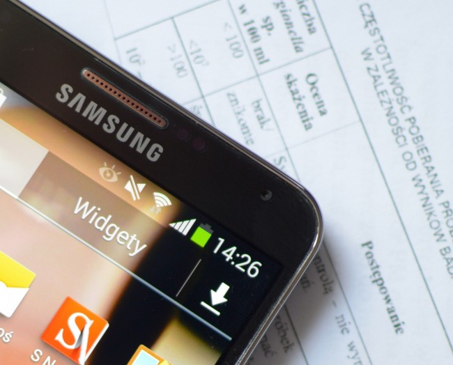 Galaxy Note 3 polaczenia