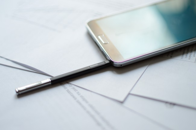 Galaxy Note 3 spen 3