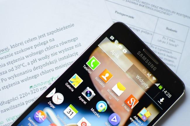 Galaxy Note 3 touchwiz2
