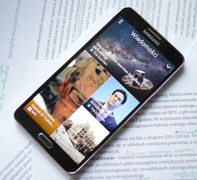Galaxy Note 3 touchwiz4