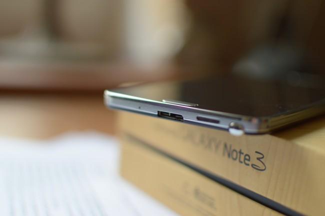 Galaxy Note 3 usb 3
