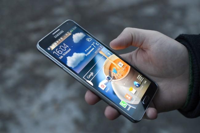 Galaxy Note 3 w rece