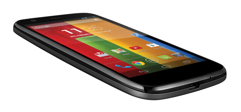 Motorola Moto G – wideo recenzja